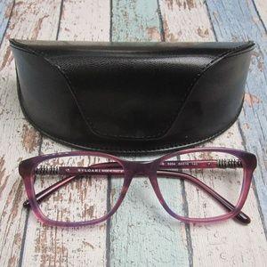 Italy! BVLGARI 4097-B Women's Eyeglasses/NDP149